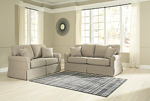 large Senchal Sofa and Loveseat Set, , rollover