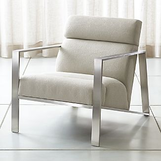 Modern Armchairs | Crate and Barrel