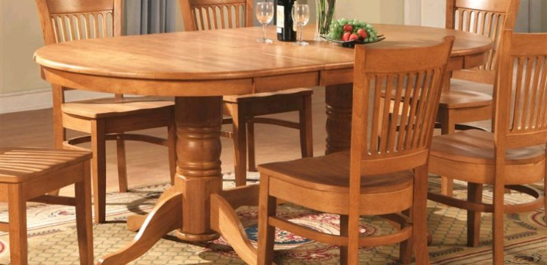 The Reason Why You Need Oak Dining Room Chairs