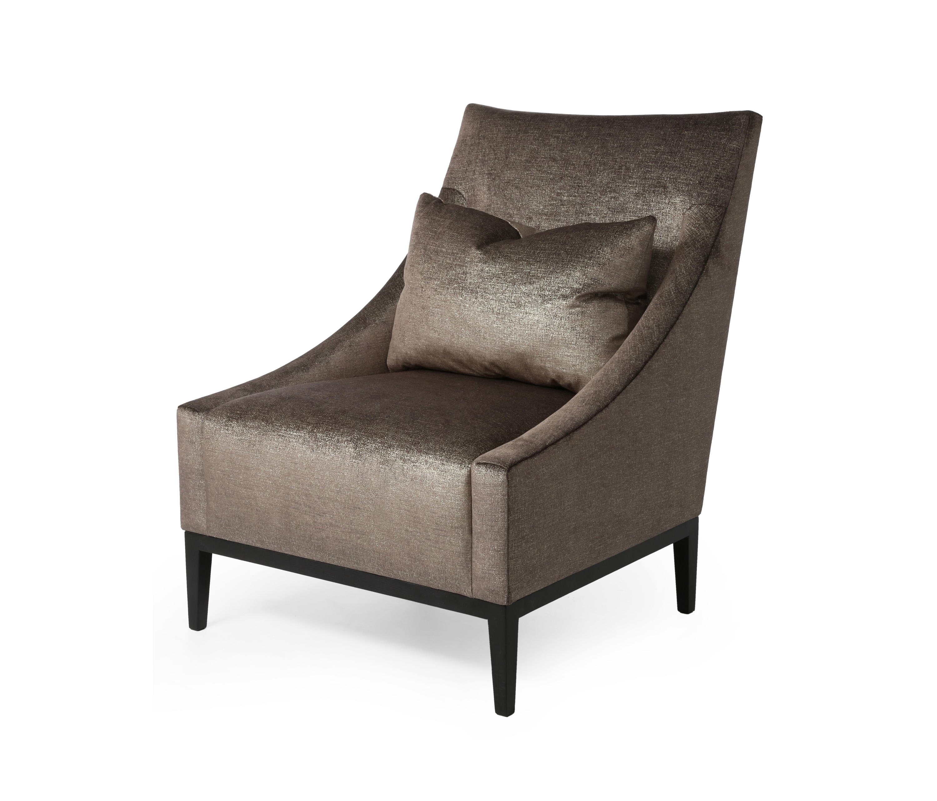 Valera occasional chair by The Sofa & Chair Company Ltd | Armchairs