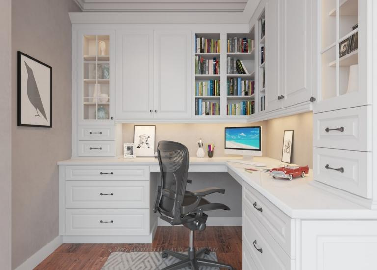 Pre-Assembled Office Room Cabinets - Office Cabinets - The RTA Store