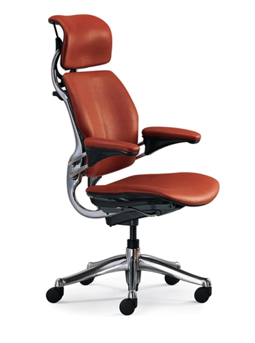 Freedom Chair with Headrest by Humanscale