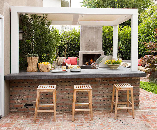 Interesting Outdoor Bar Ideas for hosting the best parties u2013 Decorifusta