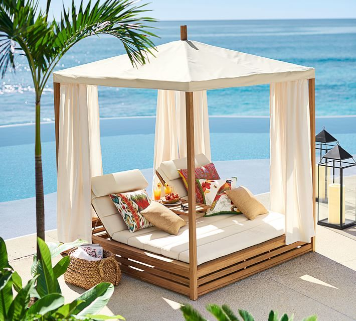 Stunning Outdoor Bed Ideas Picture