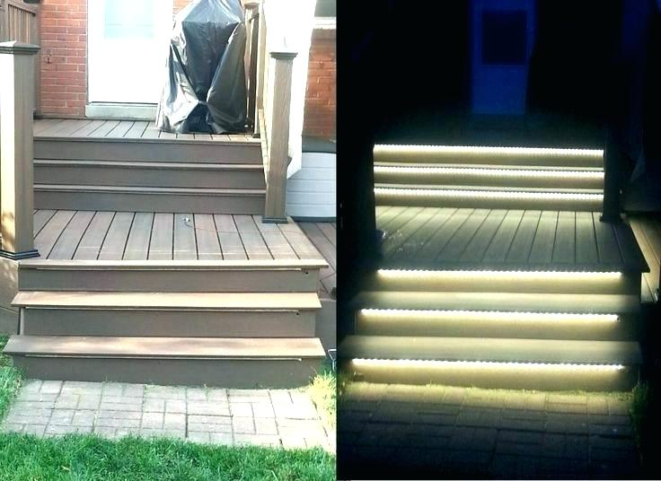 Stair Lighting Led Basement Stair Lighting Led Stair Lights Motion