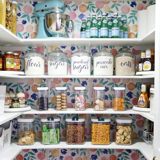 Kitchen Organization and Pantry Storage Ideas from Instagram | Brit + Co