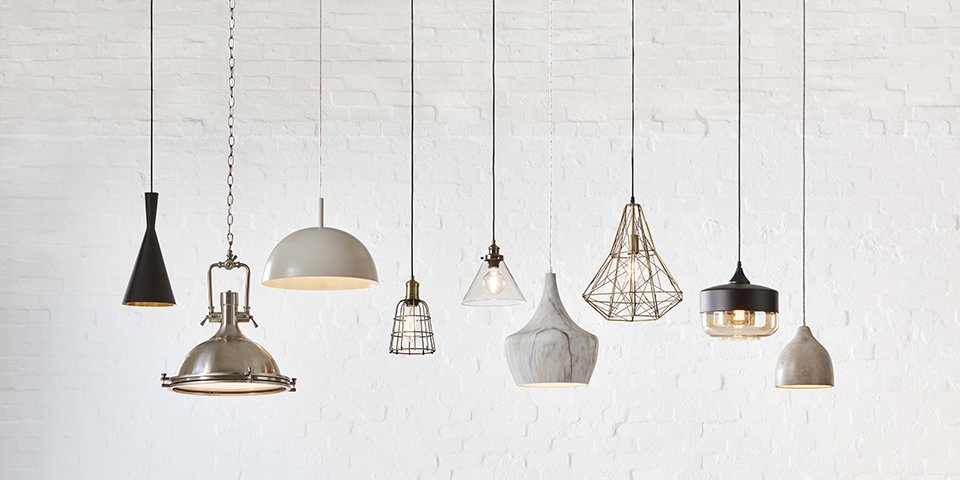 How to choose the right space to hang your pendant light | Bunnings
