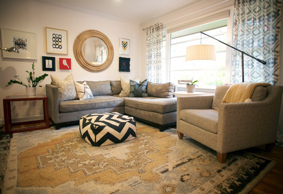 Image of: Contemporary Modern Oriental Rugs