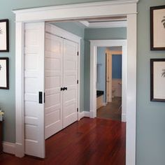 Pocket Doors Design, Pictures, Remodel, Decor and Ideas - page 5 Pocket  Doors