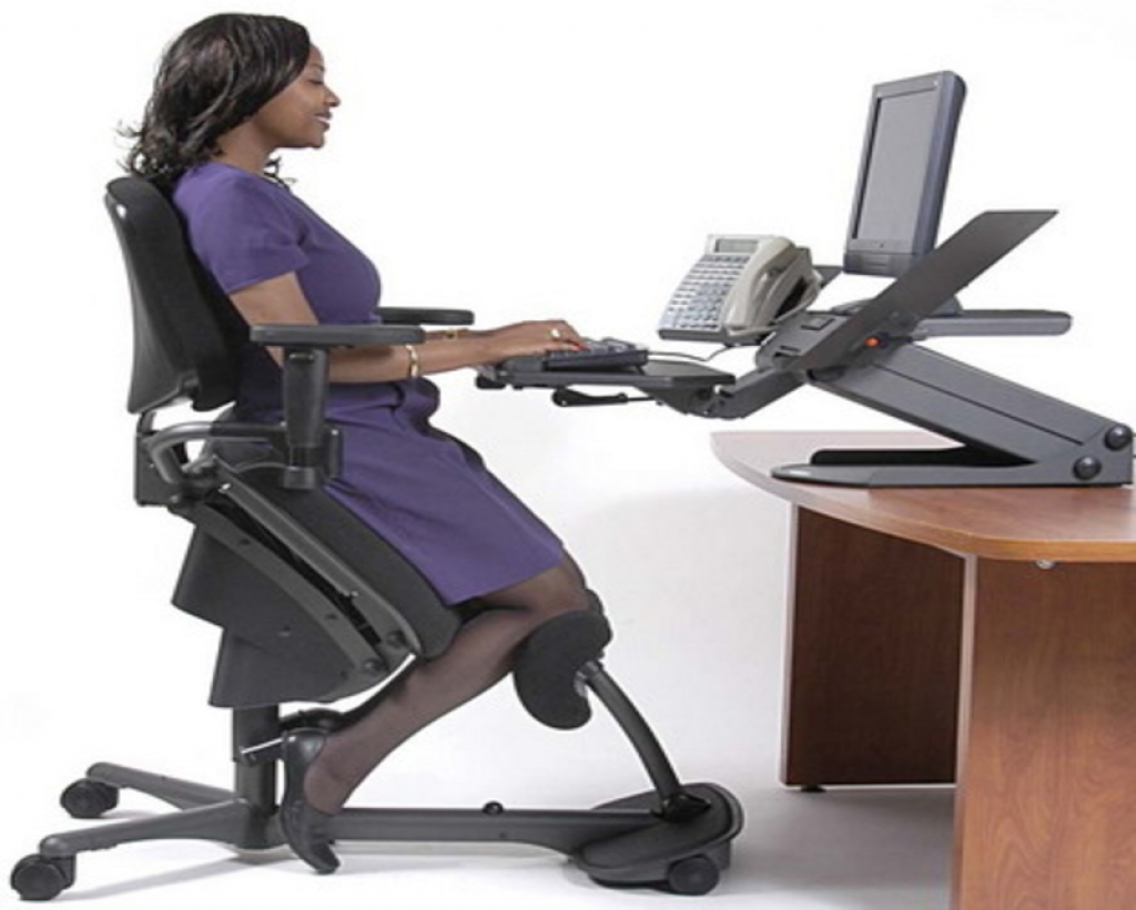 Kneeling Posture Chair Ergonomic Kneeling Posture Office Chair Inspirations  Regarding