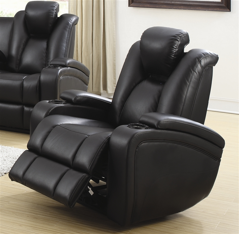 Power Recliners Leather