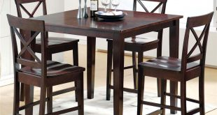 5 Piece Pub Table & Chair Set