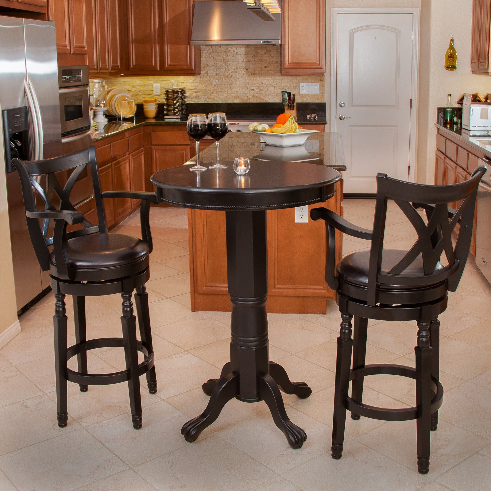 Furniture Mesmerize Pub Table And Chairs Set Design Ideas black pipe pub  table