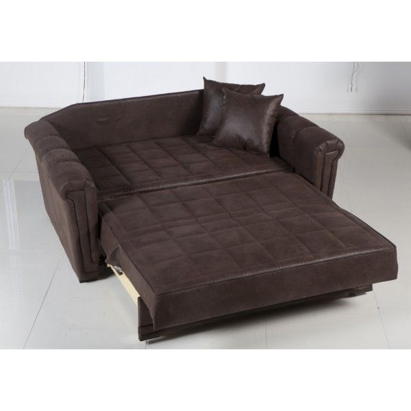 Loveseat Sleeper | Victoria Andre Pull-Out Loveseat Sleeper with Storage