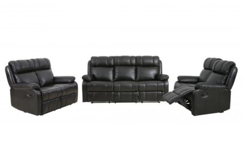 Factory Direct: Loveseat Chaise Reclining Couch Recliner Sofa Chair