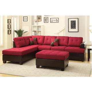 Shop Jason 3-piece Sectional Sofa - Free Shipping Today - Overstock -  13152459
