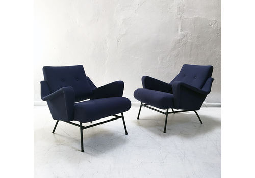 Vintage Armchair | Retro Armchairs | Leather Vintage Armchairs for