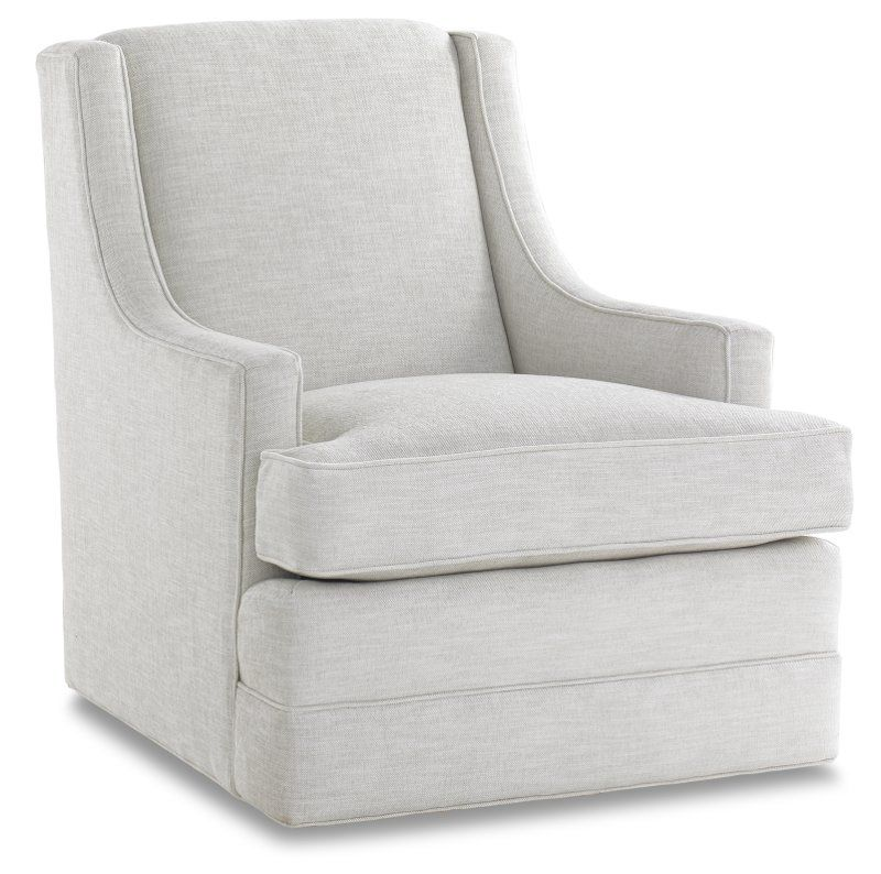 Two swivel rocker chairs in the family room facing the sofa with table in  between (or large cocktail ottoman.) TAL-SW-425-C Swivel Chair