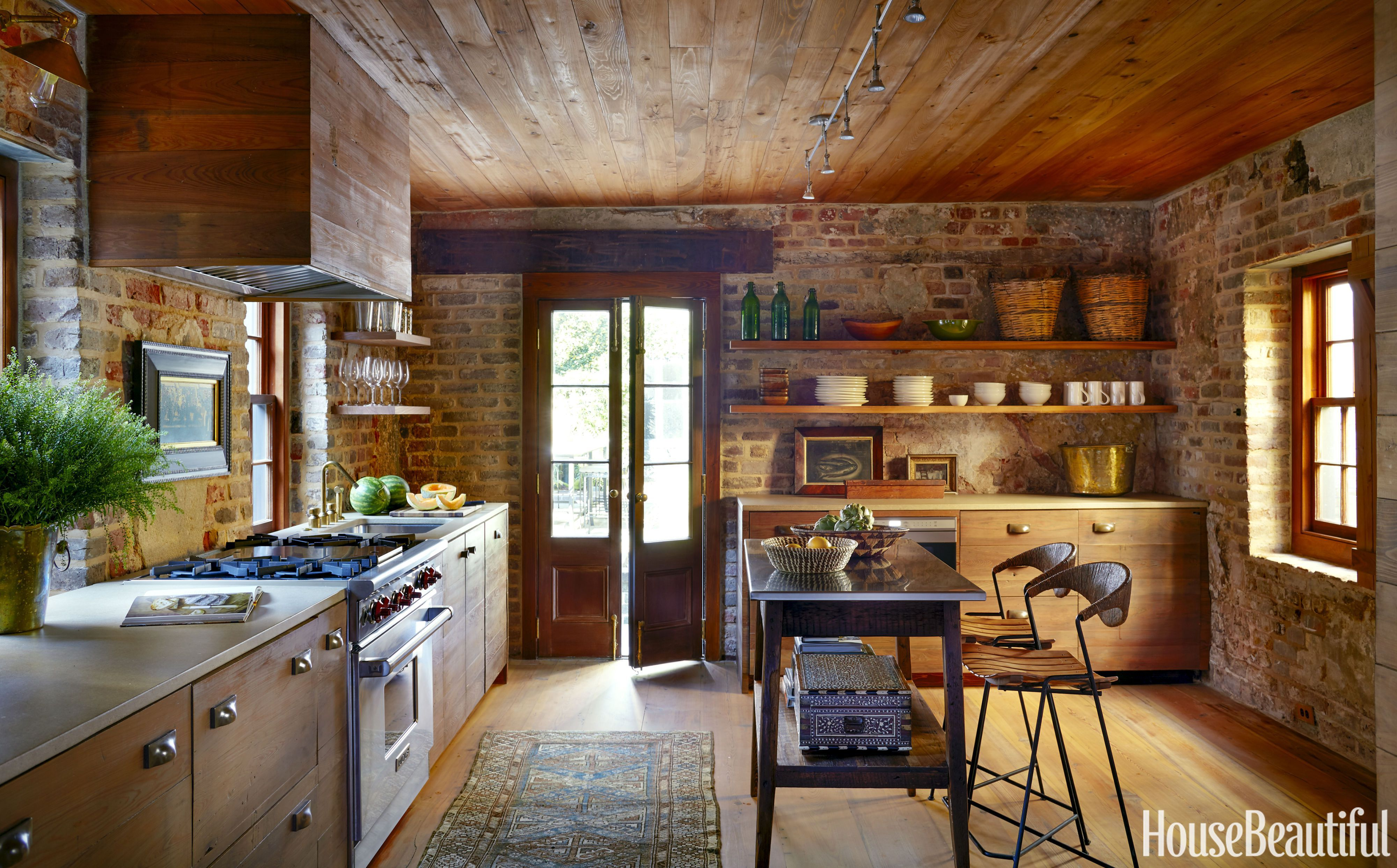 Rustic Kitchen From Hips To Bring Your Dream Kitchen Into Your Life 3