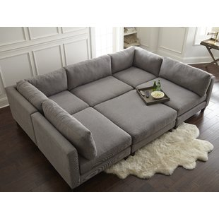 Sectional Couch With Ottoman | Wayfair