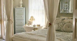30 Shabby Chic Bedroom Ideas   Decor and Furniture for Shabby Chic Bedroom  by Hercio Dias