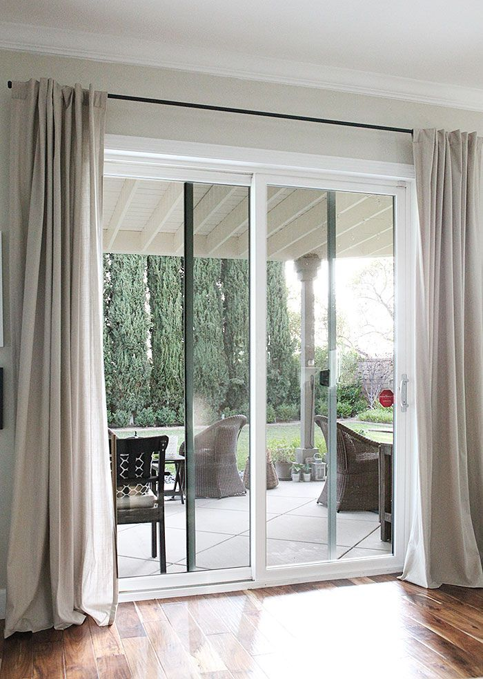 Curtain rods from galvanized pipes without the industrial look - #Curtain  #galvanized #industrial #Pipes #Rods