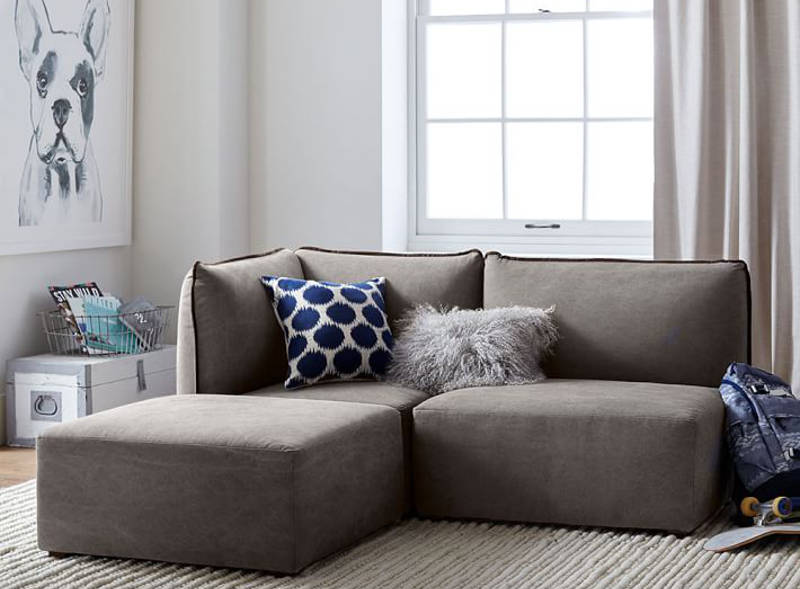 Collect this idea small sectionals and small living room sofas -  Traveller Location