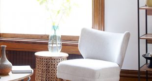 Small Accent Chairs, Small Ottomans, Small Benches | west elm