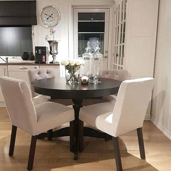 Cheap Small Dining Table Set Dining Room Set For Small Spaces intended for  7 Amazing Dining