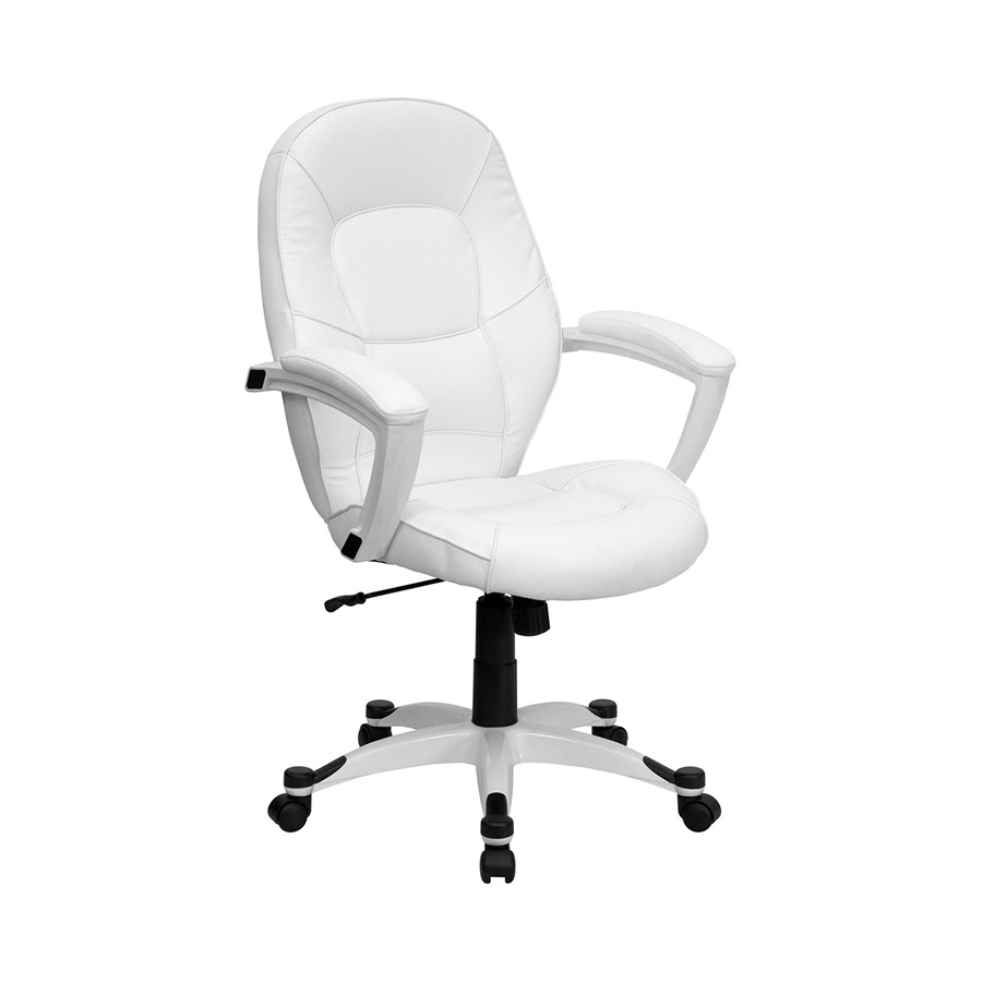 Small Office Chair With Arms Small Desk With Stool Best