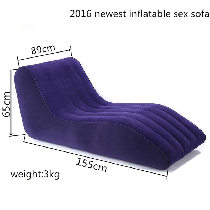S Type Sex Cushion Inflatable Sofa Chair Furniture For Couples,Luxury Sexo  Love Sofa Sexual Intercourse Positions Bed Chairs Sofas And Furniture Sofas  At