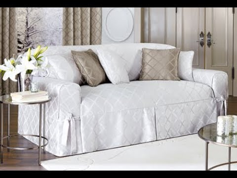 Modern Sofa cover designs ! Elegant Sofa Covers DIY Decoration Ideas