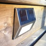 Solar Stair Lights for Deck