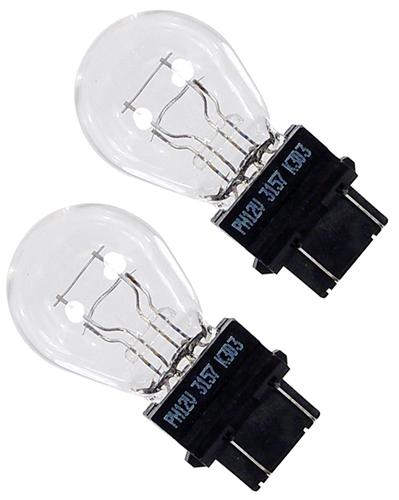 Mustang Stock Replacement Bulbs - 3157 (88-09) - LMR