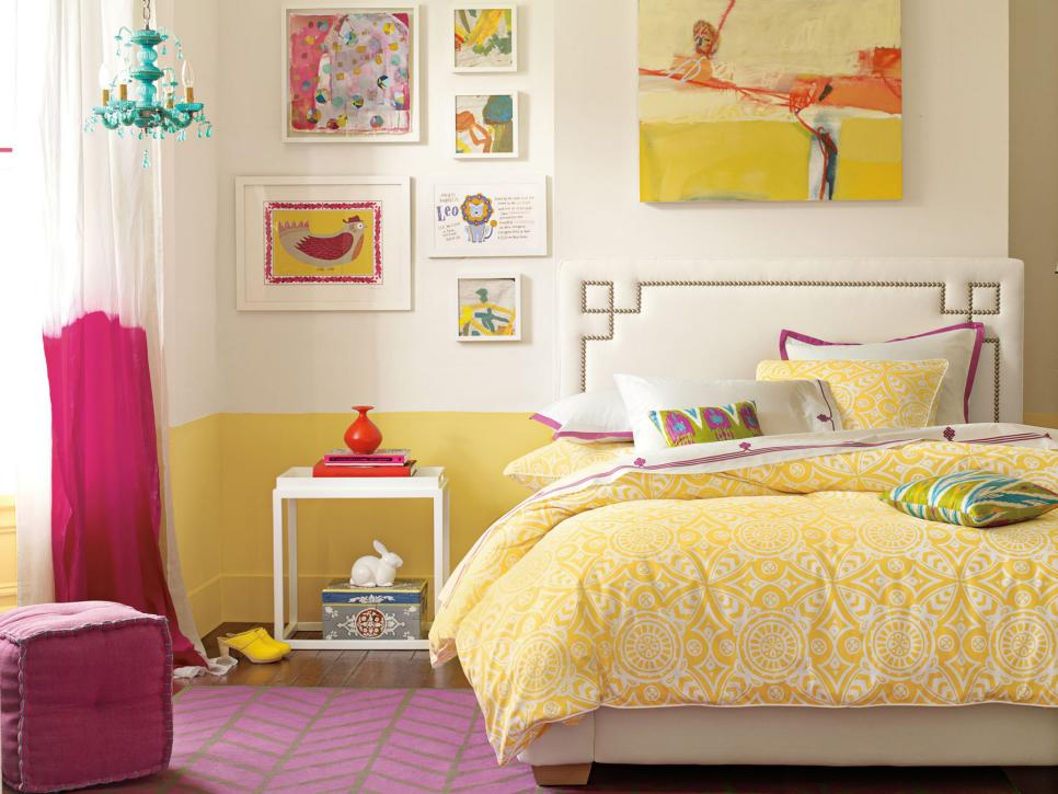 Sophisticated Teen Bedrooms