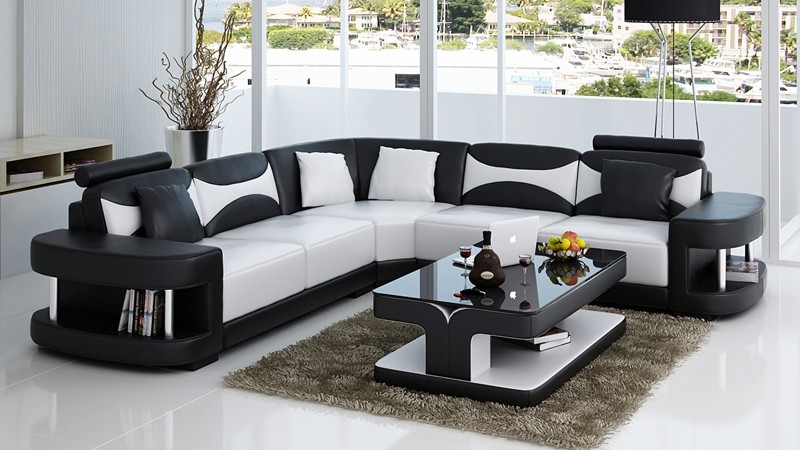 2018 Modern Corner sofas – Add a stylish modern touch to your home