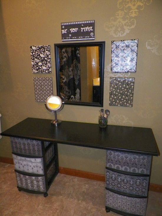 51 Makeup Vanity Table Ideas | Ultimate Home Ideas | cc favorites in