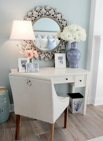 Makeup Vanity Ideas & Inspiration | Decorate Your Home | Home, Home