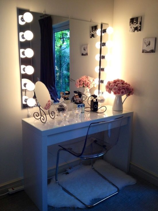 51 Makeup Vanity Table Ideas | Ultimate Home Ideas | Home - Kids