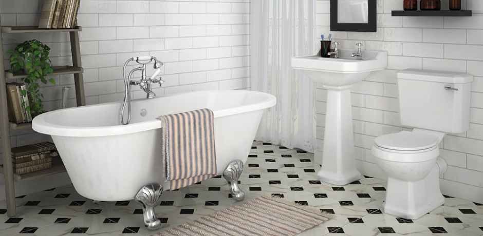 7 Traditional Bathroom Ideas