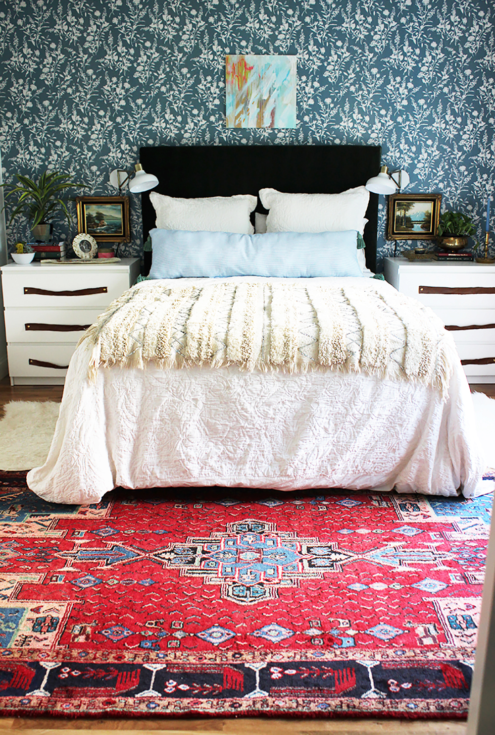 WKT10: Vintage Persian Rugs Under $400