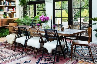 7 Unexpected Ways to Decorate with Rugs
