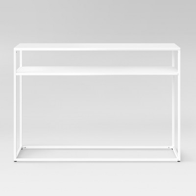 White Console Tables