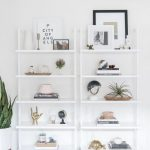 White Shelf Ideas