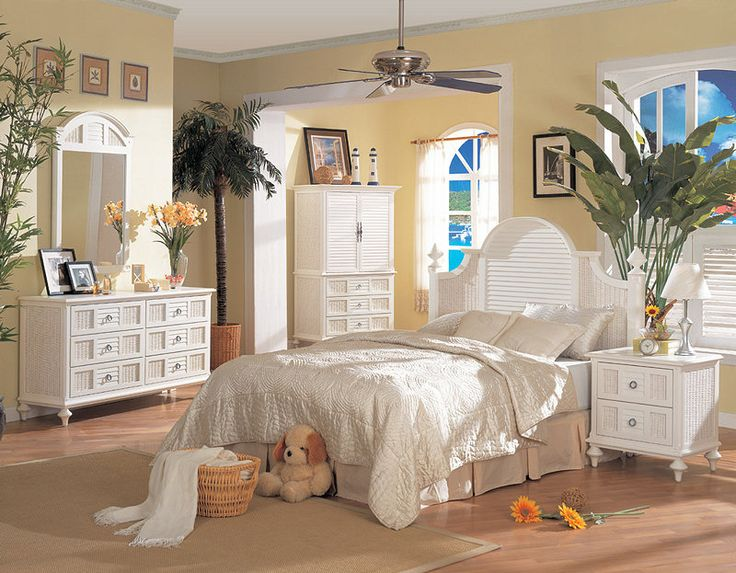 What you should know about getting white wicker bedroom furniture