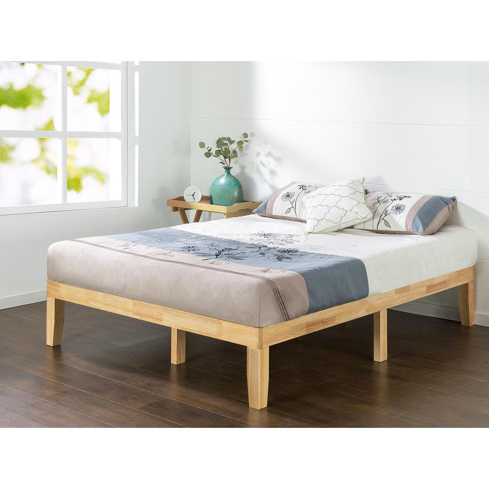 This review is from:Moiz 14 Inch Wood Platform Bed, King