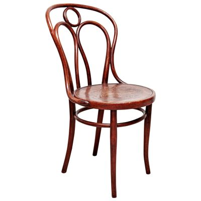Antique Wooden Chair from Thonet 1