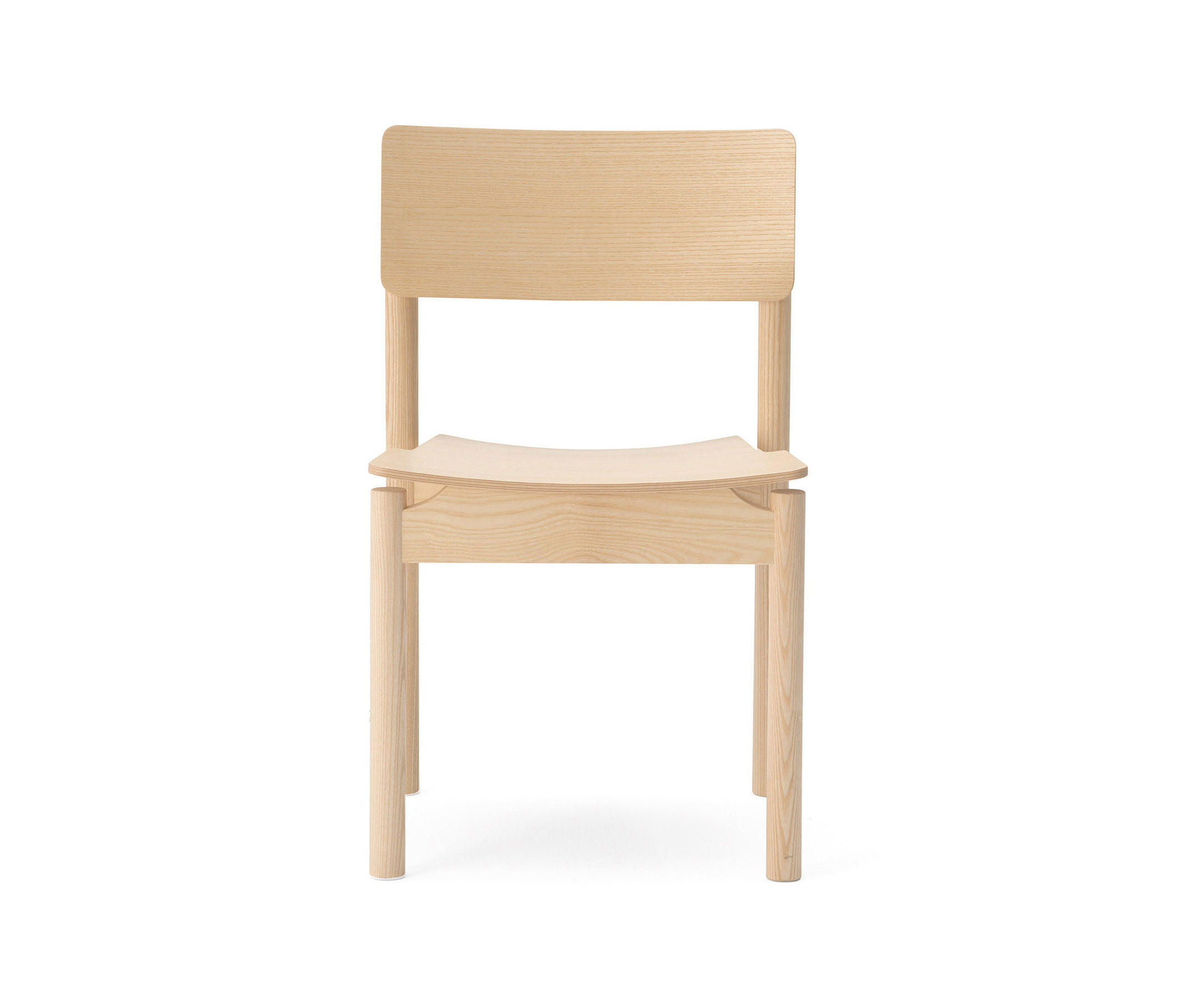Green Wooden chair by Billiani | Chairs