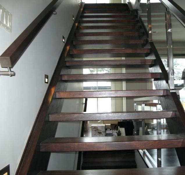 Thick Wood Stair Treads Wooden Stair 2 Inch Thick Stair Treads Red