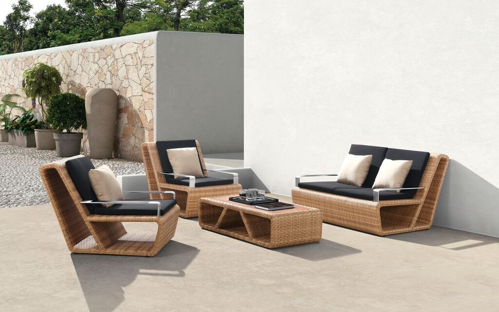 Garden Furniture Trends spring 2016: outdoor living tips and trends PQBLKNM